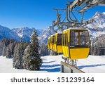 winter in the swiss alps ...   Shutterstock . vector #151239164