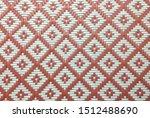 Bamboo Basket Weaving Pattern...