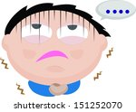 Choking Boy Can Not Speak