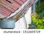 Heavy Rain  Rainwater From The...