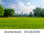 Central Park  Manhattan  New...
