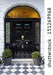 front door | Shutterstock . vector #151269968