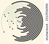 modern logo design. abstract... | Shutterstock .eps vector #1512926900