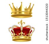 Real Royal Crown. Imperial Gold ...