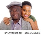 close up portrait of african... | Shutterstock . vector #151306688