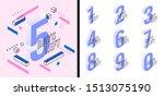 number days left countdown... | Shutterstock .eps vector #1513075190