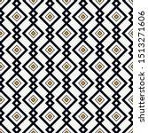 ethnic  tribal seamless surface ... | Shutterstock .eps vector #1513271606