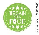 vegan icon set. bio  ecology ...   Shutterstock .eps vector #1513295249