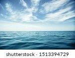 Amazing Sea And Blue Sky...