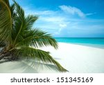 Perfect Tropical Island...