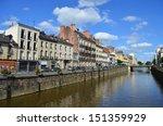 quai chateaubriand       ... | Shutterstock . vector #151359929
