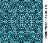 seamless vector pattern   Shutterstock .eps vector #151380146