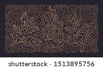 coffee. vector graphic pattern. ... | Shutterstock .eps vector #1513895756