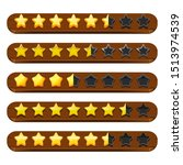 stars and ribbons gui. mobile...