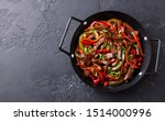 Beef And Vegetables Stir Fry I...