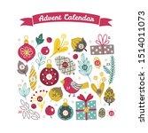 Christmas Advent Calendar With...