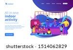 children nursery  day care... | Shutterstock .eps vector #1514062829