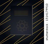 vector notebook cover....   Shutterstock .eps vector #1514179910