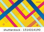 vector abstract yellow...   Shutterstock .eps vector #1514314190