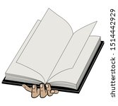 isolated vector illustration.... | Shutterstock .eps vector #1514442929