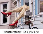 san francisco haight ashbury   Shutterstock . vector #151449170