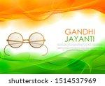 illustration of india... | Shutterstock .eps vector #1514537969