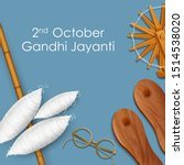 illustration of india... | Shutterstock .eps vector #1514538020