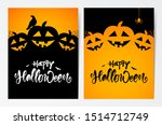 vector illustration  two... | Shutterstock .eps vector #1514712749