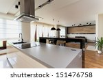urban apartment   view from... | Shutterstock . vector #151476758