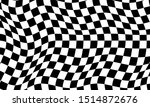 set of racing flag  finish and... | Shutterstock .eps vector #1514872676
