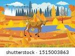 landscapes of wildlife in...   Shutterstock .eps vector #1515003863