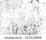 grunge white and black wall... | Shutterstock .eps vector #151510898
