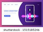 smart voice assistant...