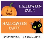 trick or treat happy halloween... | Shutterstock .eps vector #1515326846