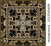baroque ornamental seamless... | Shutterstock .eps vector #1515350609