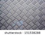 a metal background with tread... | Shutterstock . vector #151538288