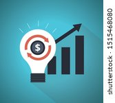 business marketing solutions...   Shutterstock .eps vector #1515468080