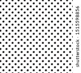 abstract polka dot pattern with ... | Shutterstock .eps vector #1515598856