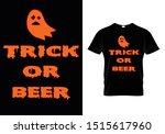 halloween t shirt template for...   Shutterstock .eps vector #1515617960