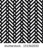 monochrome elegant seamless... | Shutterstock .eps vector #151562033