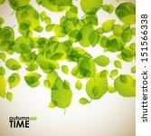 autumn background | Shutterstock .eps vector #151566338