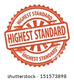 abstract grunge rubber stamp... | Shutterstock .eps vector #151573898