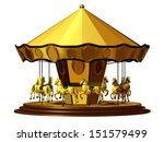 Historical Children\'s Carousel...