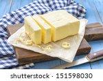 butter | Shutterstock . vector #151598030