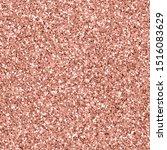 rose gold background of glitter ... | Shutterstock .eps vector #1516083629