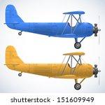 Retro Airplanes