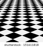 Checkered Texture 3d Backgroun...