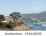 cadaques | Shutterstock . vector #151618250