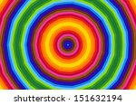 Bright Abstract Background Wit...
