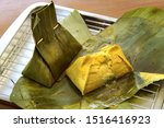 thai traditional food  steamed... | Shutterstock . vector #1516416923